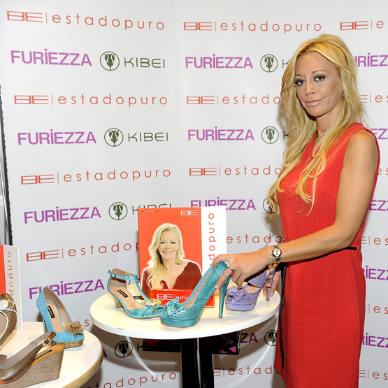 zapatos de Belén Esteban Furiezza