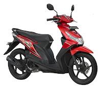 Honda BeAT CW Merah