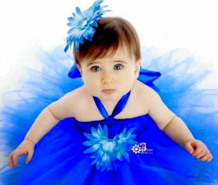Gambar bayi lucu pakai tutu dress cantik banget