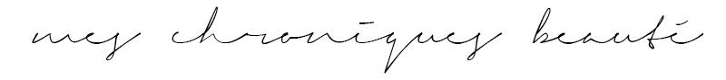 Mes Chroniques Beauté - Blog Beauté et Lifestyle
