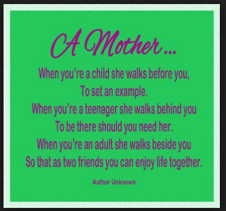 quotes about adoptive mothers quotesgram