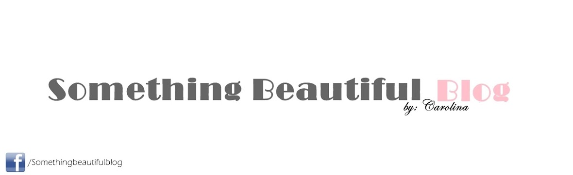 Something Beautiful Blog