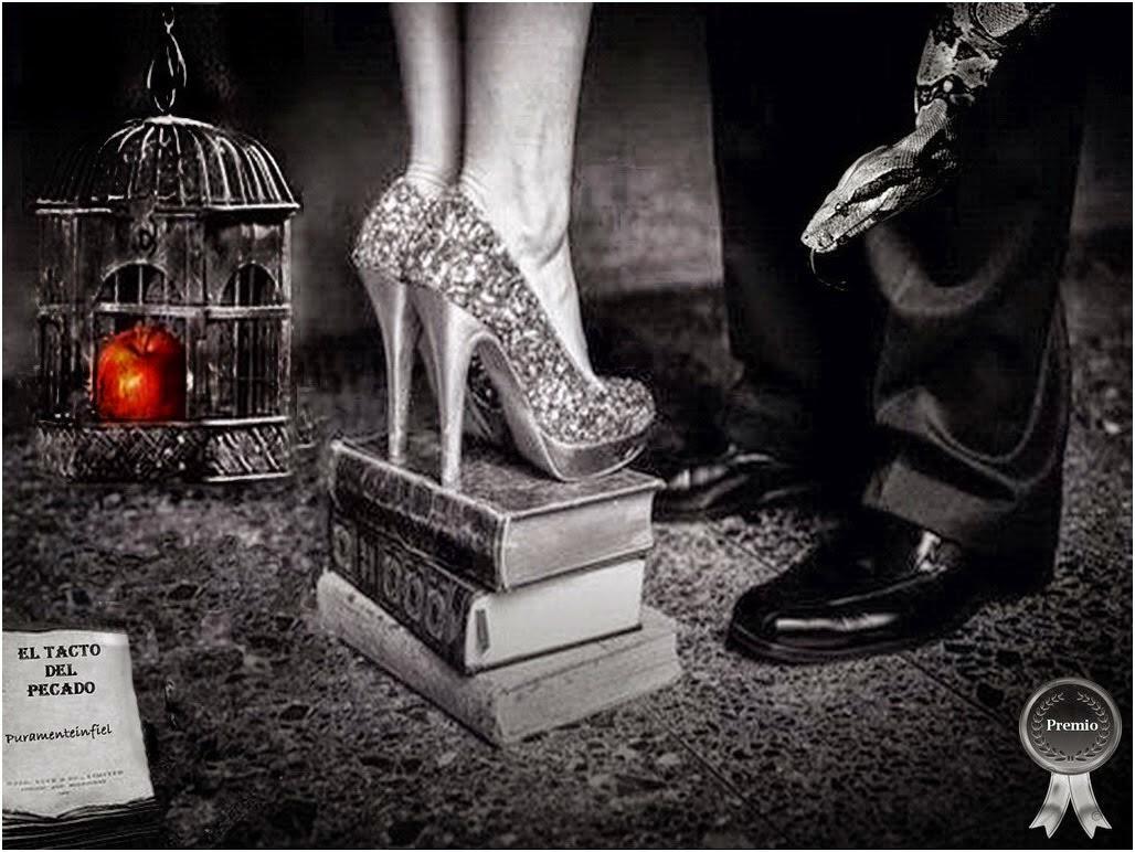Premio EL Tacto del Pecado. De mí para ell@s.