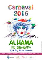 Carnaval de Alhama de Granada 2016 - Tatiana Rodríguez Cortés