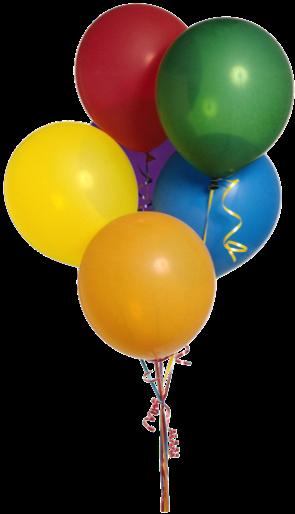 Balões 2 png