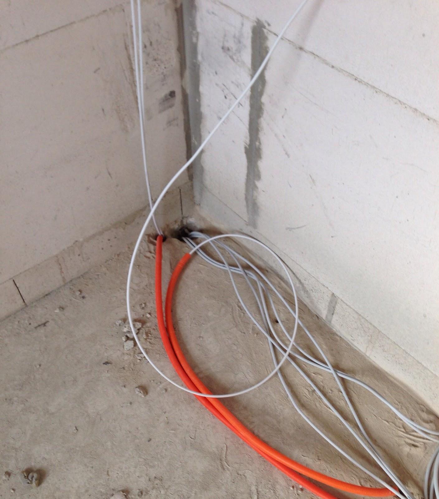 bau eines reihenendhauses im dribusch rechnung vom elektriker. Black Bedroom Furniture Sets. Home Design Ideas