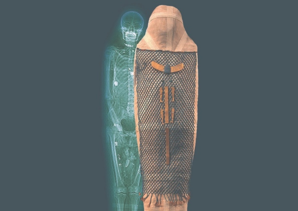 Mummy's the word at National Museum of Scotland