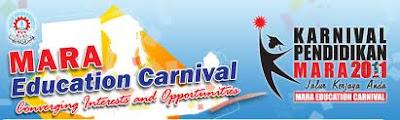 MARA Education Carnival 2011. Karnival Pendidikan MARA 2011