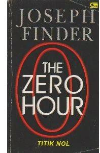 Novel Titik Nol by Joseph Finder