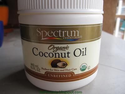 Aceite coco organico Spectrum Essentials Iherb