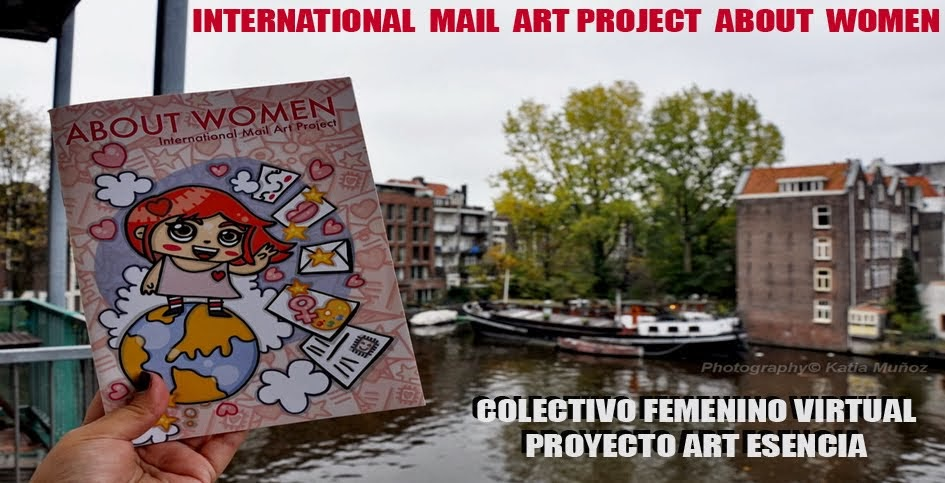 International Mail Art Project  About Women