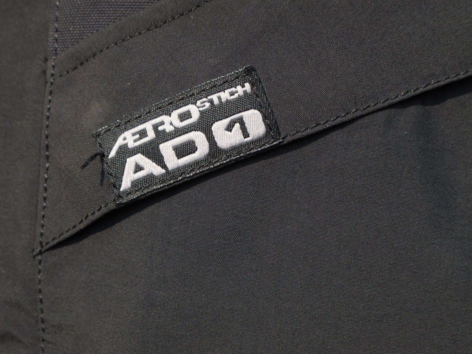 Self Sufficient Slackers Aerostich Ad1 Pants Review