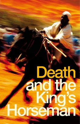 an analysis of ritual suicide in wole soyinkas play death and the kings horseman View notes - horseman from engl 210 at trinity college, hartford haley yang december 19, 2011 critical analysis: death and the kings horseman professor sitter culture and the individual death and.