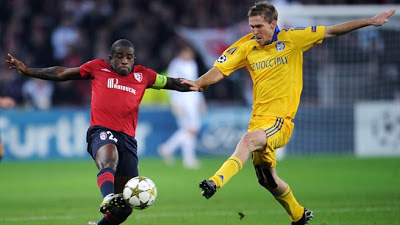 BATE Borisov vs Lille