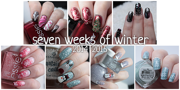 seven weeks of winter - fanailtic alle Designs
