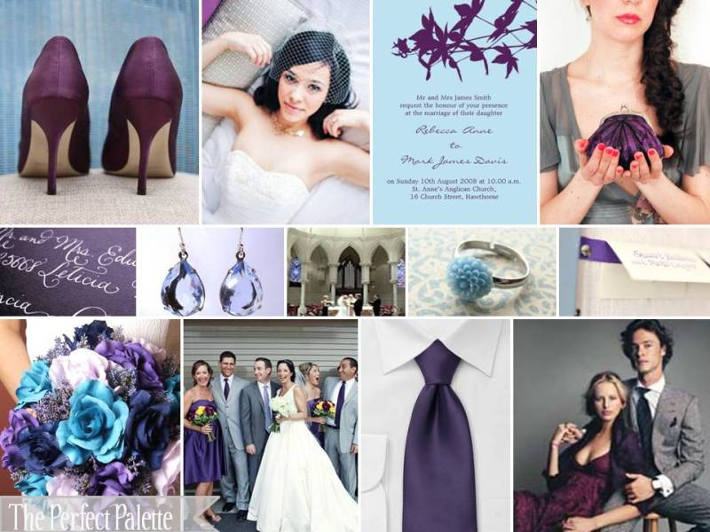 A Love To Remember Wedding Color Motif Defined