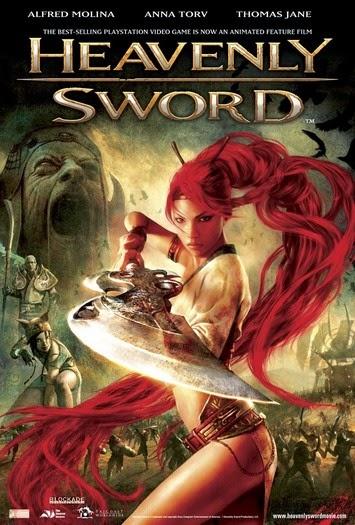 Ver Heavenly Sword (2014) Online