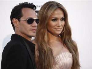 Marc Anthony solicita el divorcio de Jennifer López