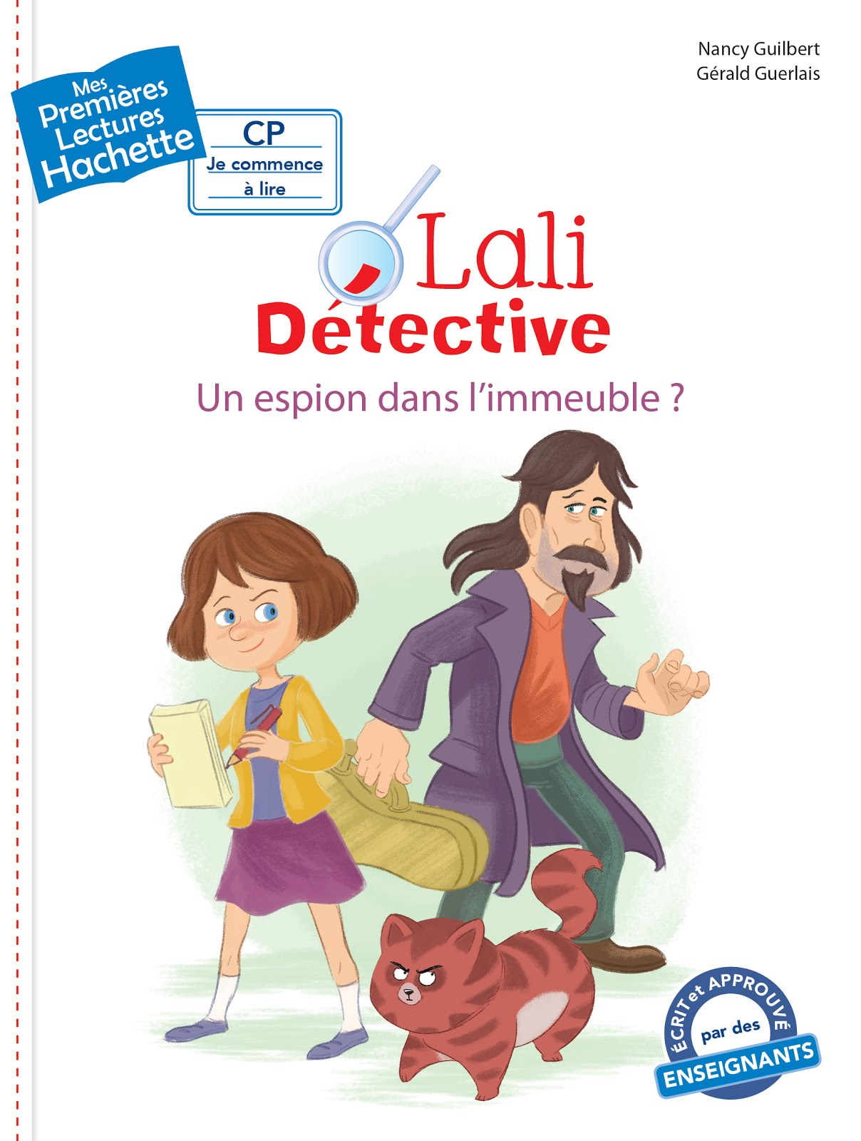 Lali détective Tome 2