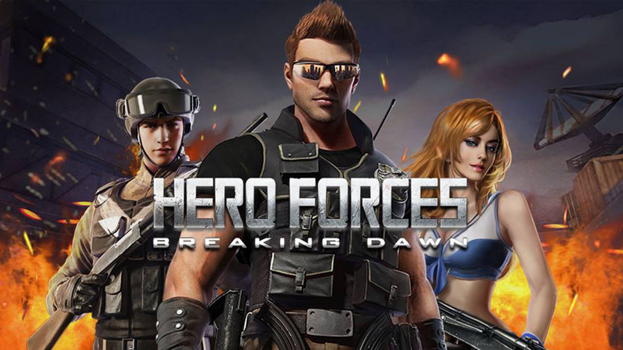 Hero Forces Gameplay IOS / Android