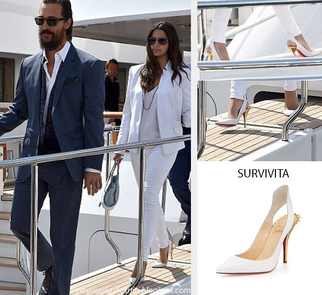 christian louboutin a cannes