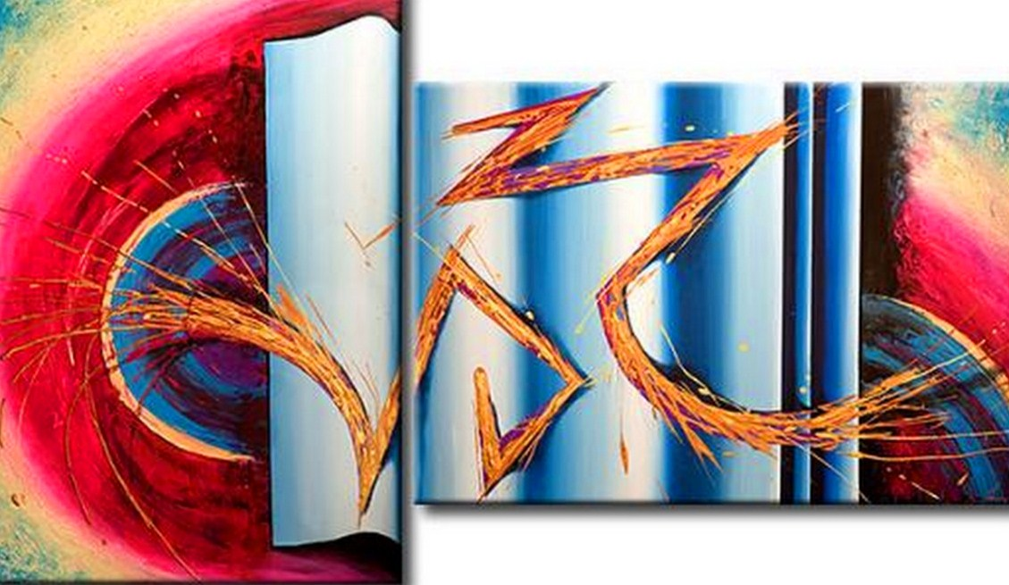 Cuadros modernos cuadros decorativos - Pintura cuadros modernos ...