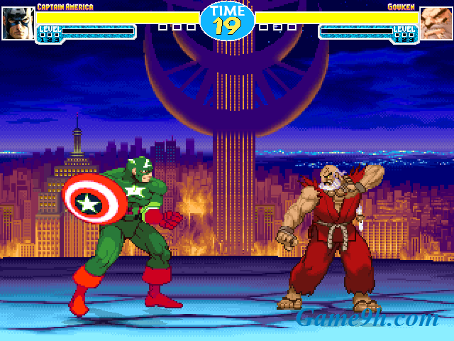 marvel vs capcom games free  for pc