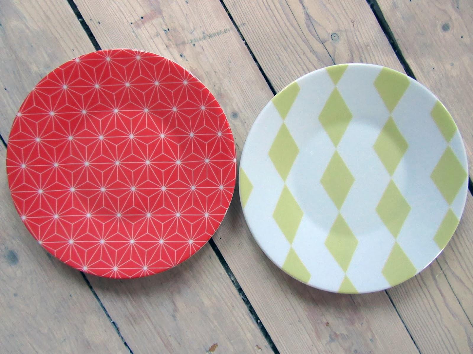 Ikea Bråkig plates