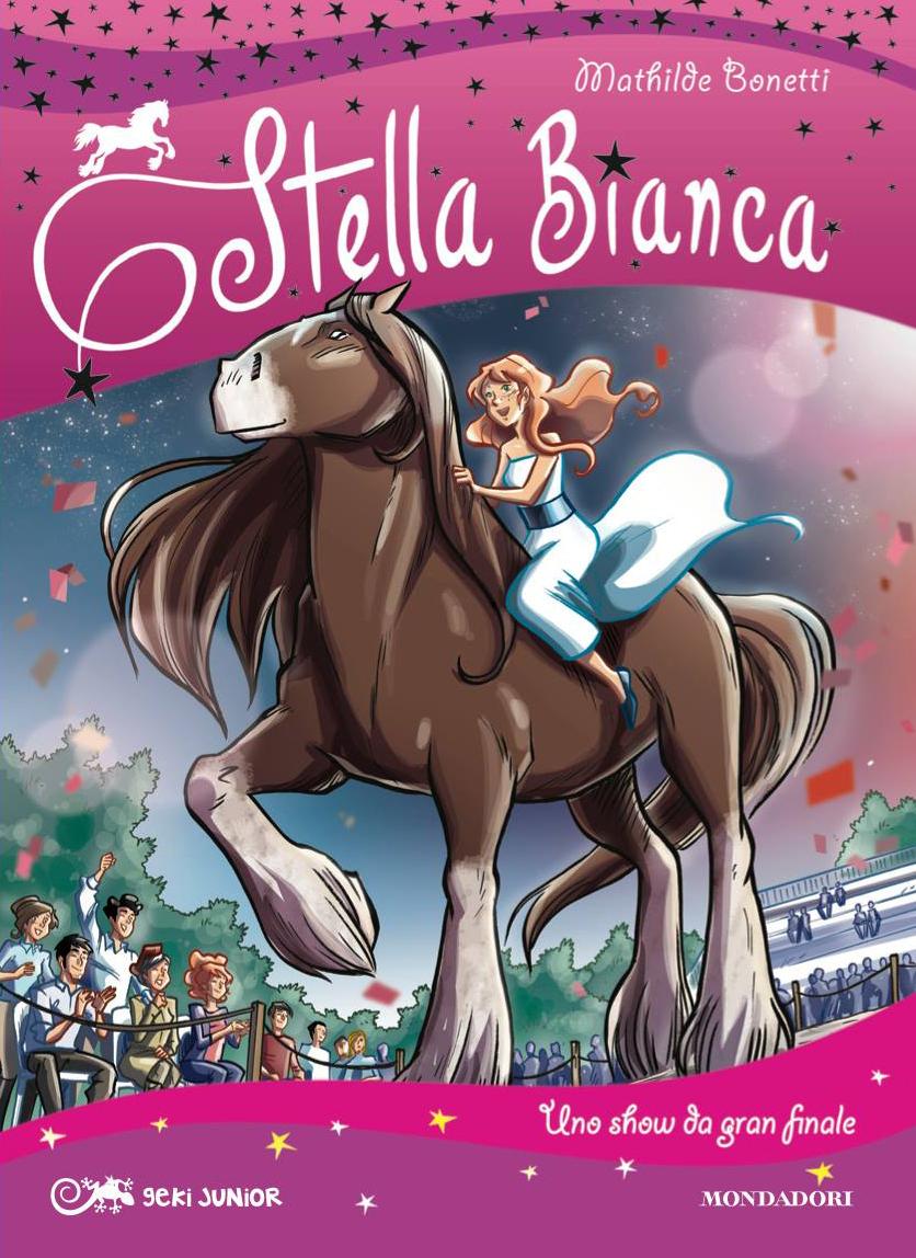 """Stella Bianca #6 """"Uno show da gran finale"""""""