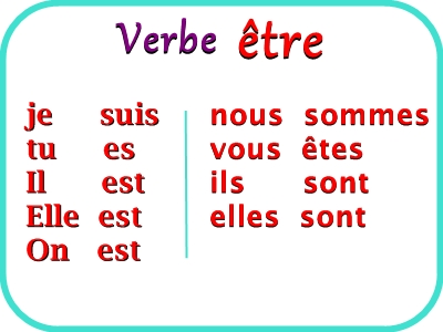 Is rencontre an etre verb