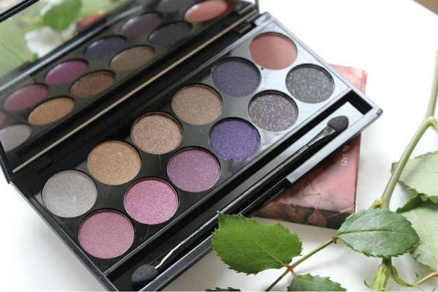 Sleek Make-Up Vintage Romance Palette