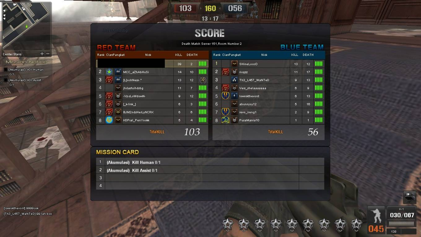 Cit Pangkat Fast Reload Hit Unlimited Ammo Dual Bom