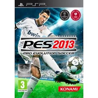 Pro Evolution Soccer 2013 [Spanish][TODOS CFW] Psp-pes-13
