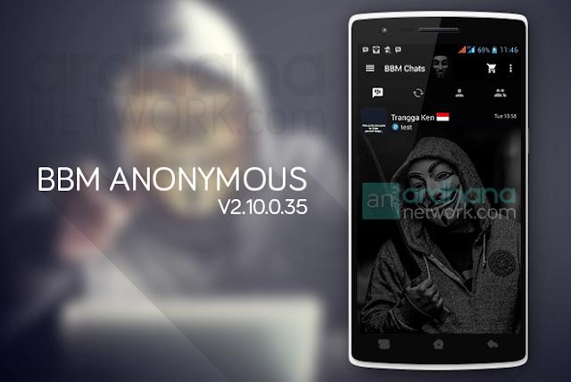 BBM Anonymous - BBM Android V2.10.0.35
