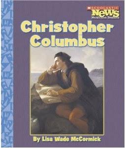 bookcover of Lisa Wade McCormick's Chris Columbus