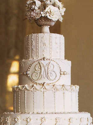 Wedding Cake Designs Vintage : The Bridal Cake: 2013 wedding Cake Trends: Vintage or ...