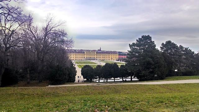 rezydencja cesarzowej sisi schonbrunn