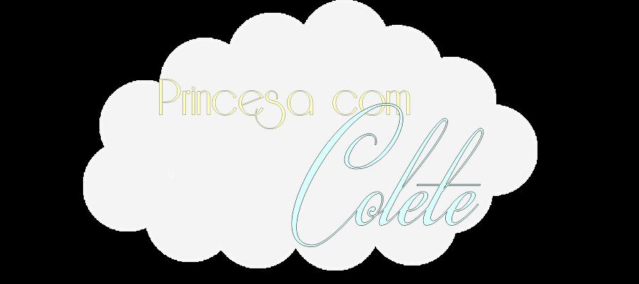 Princesa com colete