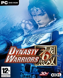 Dynasty Warriors 6 PC Box