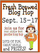 Oldie but goodie Fresh Brewed blog hop