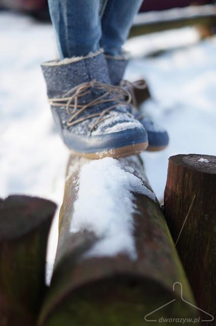 buty Anniel shoes Anorak śniegowce