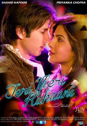 Teri Meri Kahaani (2012) Movie Poster