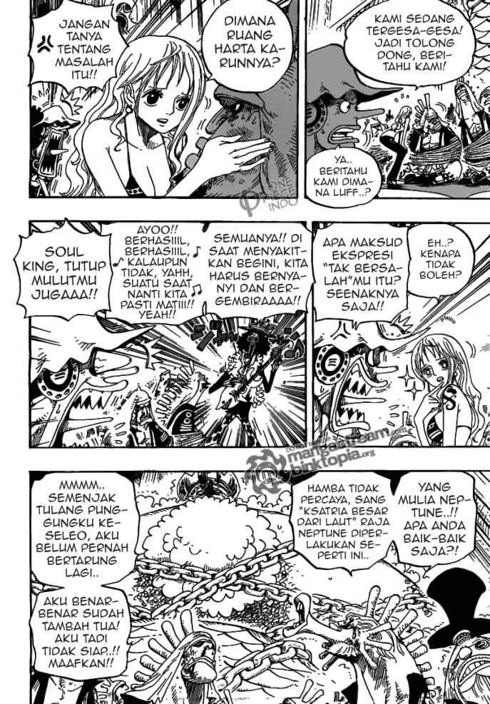 03 One Piece 614   Yang Sudah Terjadi, Terjadilah