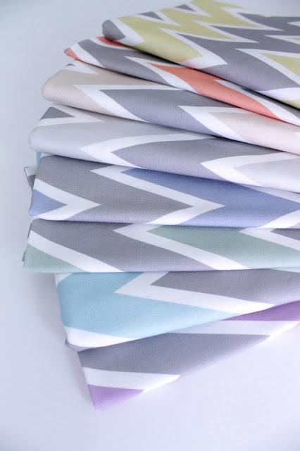 allisa jacobs fabric design chevron