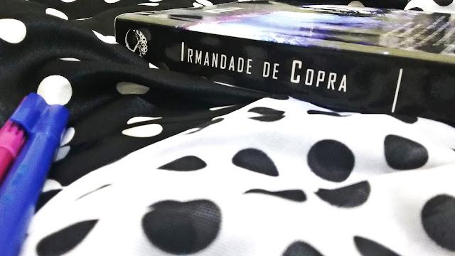 Resenha, livro, Irmandade de Copra, Caroline Defanti, Arwen