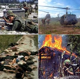 GUERRA DE VIETNAM O SEGUNDA GUERRA DE INDOCHINA (08/03/1965 - 30/04/1975)