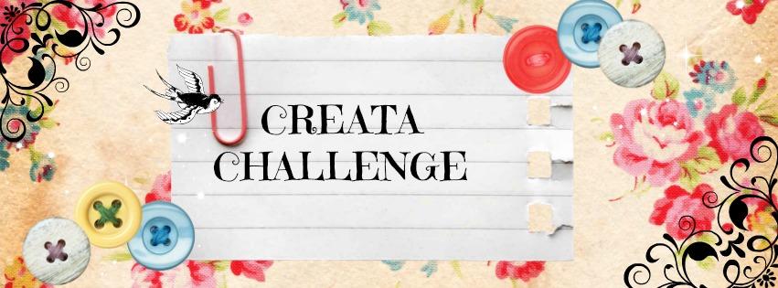 Creata challenge cardmaking blog