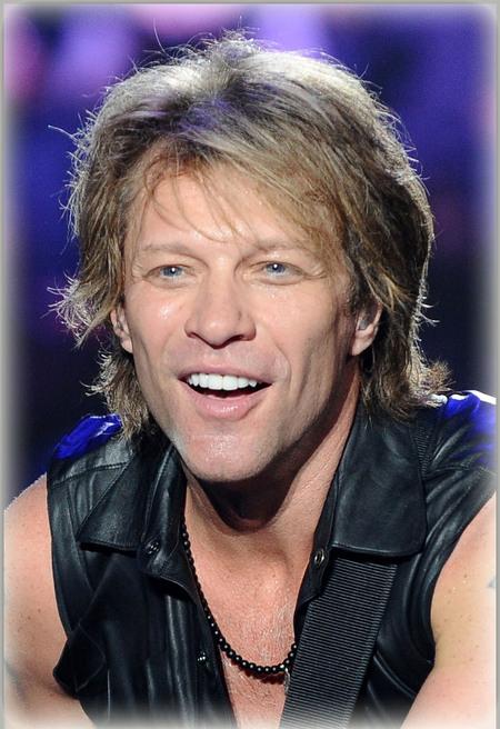 El perfume de Bon Jovi - cantante famoso