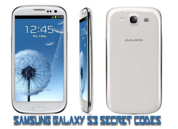 Samsung Galaxy S3 Kode Rahasia | Secret Codes