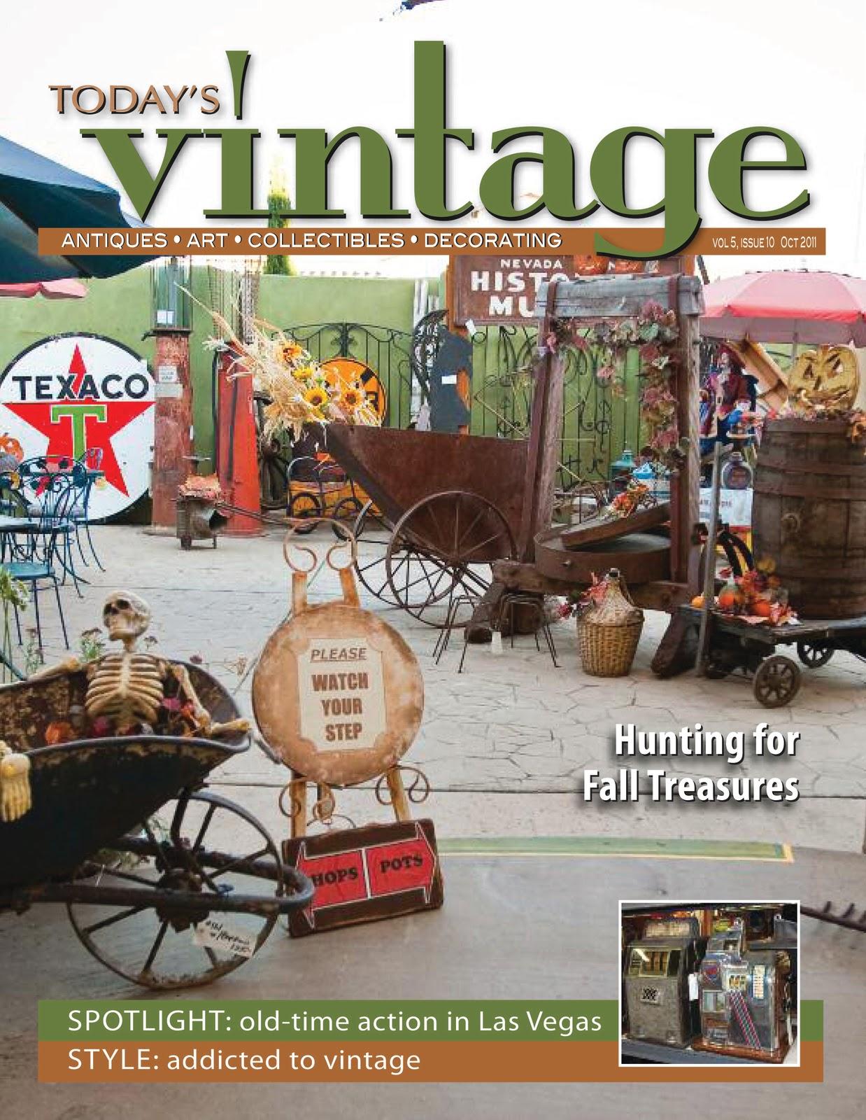 Today s Vintage Magazine